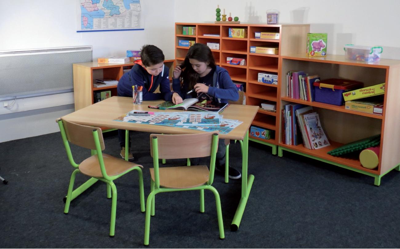 Meuble De Rangement Pour Garderie bien choisir le mobilier scolaire – lnr mobiliers office light